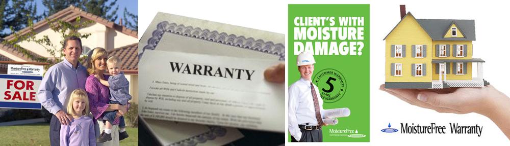 MoistureFree Stucco Warranty